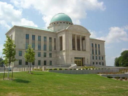 Iowa Judicial Branch Building