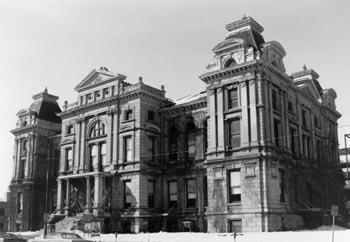 Pottawattamie County Courthouse | Iowa Judicial Branch